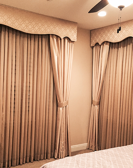Custom Made Draperies & Curtains